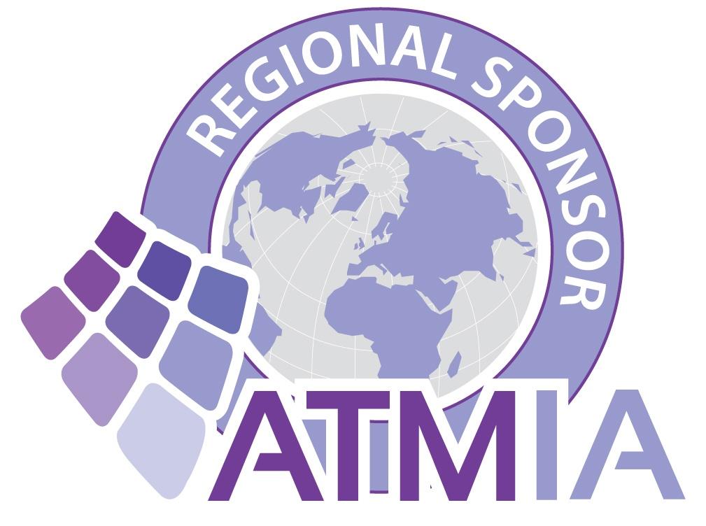ATMIA Regional sponsor