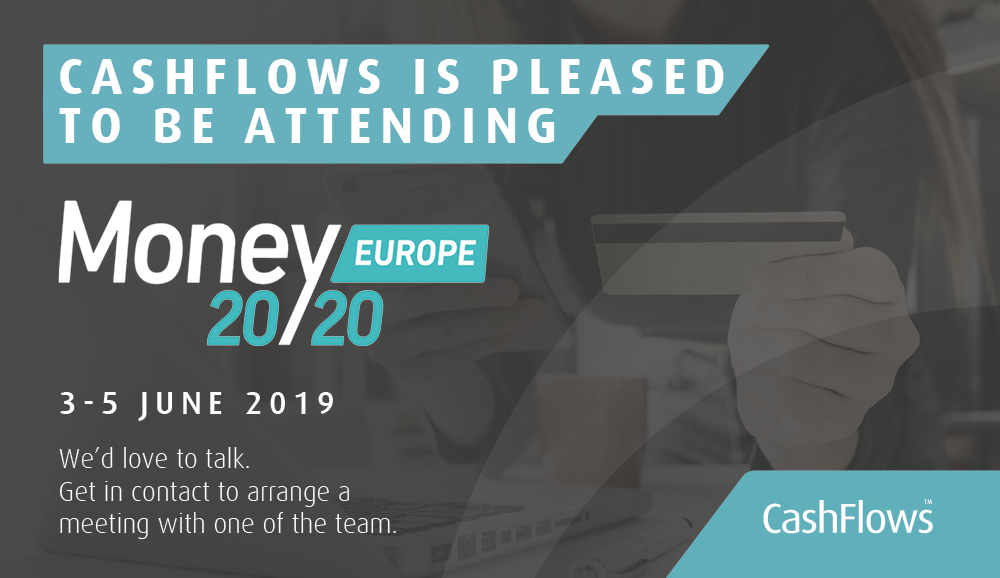 Pleased to be attending Money 2020 Europe