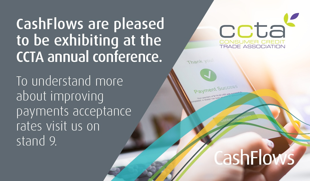 Pleased to be attending the CCTA Annual Conference