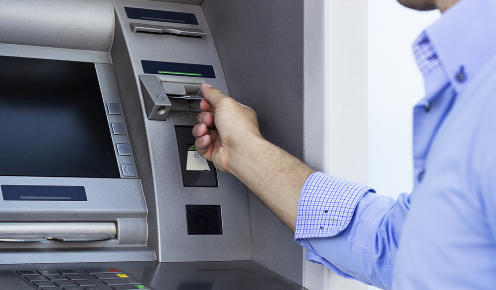 The future of the ATM